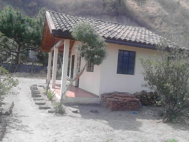 Lakeside Cottage - kitchen/wifi. Peaceful retreat. - San Juan La Laguna - Byt