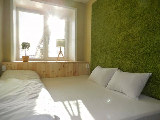Double room. Patchwork GuestHouse