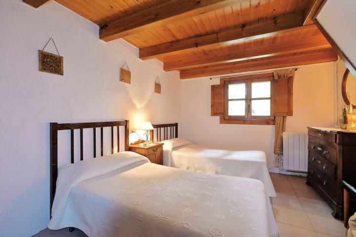 Habitació 2 llits individuals