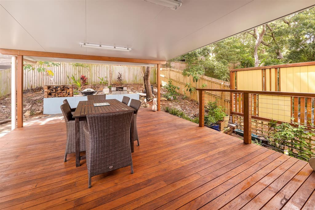 Back Deck - Level 1