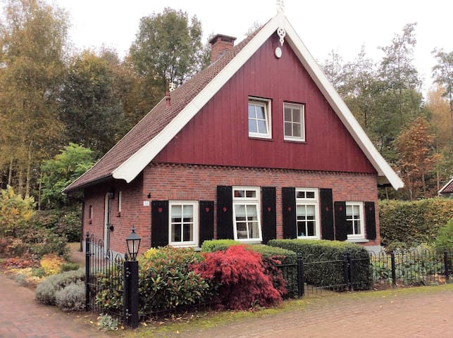 Luxurious holiday house, Lake Hilgelo, Achterhoek - Winterswijk Meddo - House