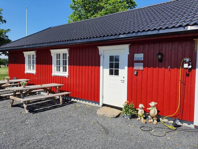 Drengstua på Findal Gård