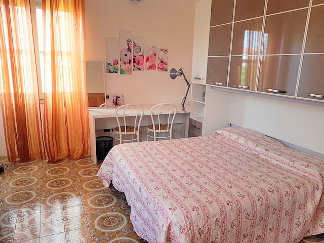 Double room for ladies