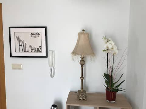 Apartamento Allariz-Manuel Maria