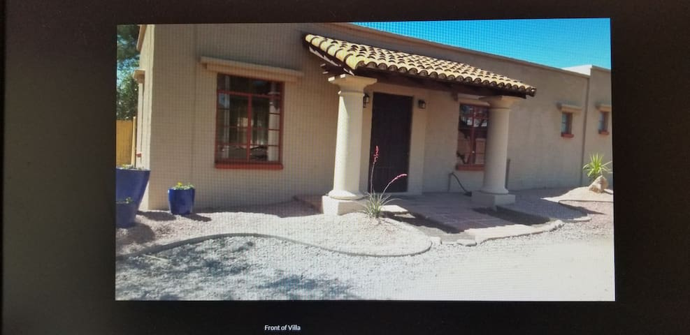 Charming 1 bed casita in the heart of Tubac.