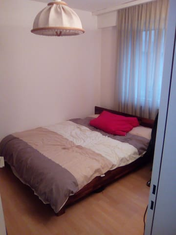 Calm 2room flat in-fribourg center - 弗里堡(Fribourg) - 公寓