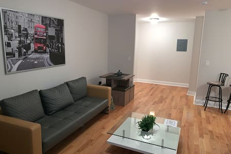 Huge Manhattan APT minutes away from Central Park