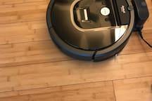 I Robot 980 4th Vacum Cleaner Living Room