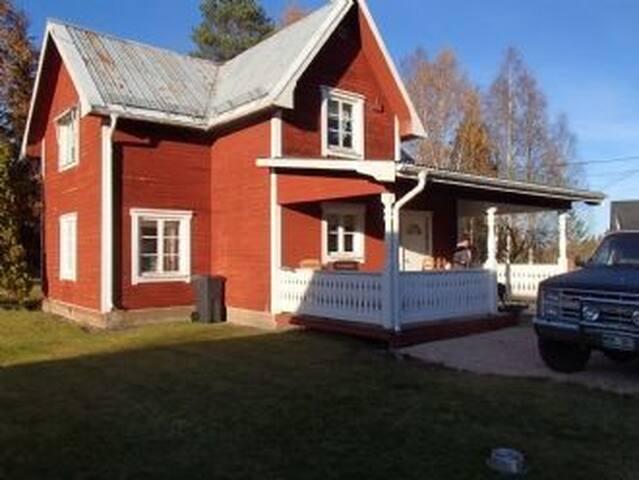 Hus i Öje (Malung/Sälen)