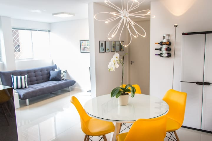 Cozy Brand New Apartment in Downtown Curitiba
