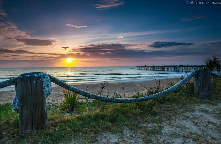 The Beach House-Seaside @ Flagler Beach