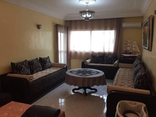 91M2 À MOHAMEDIA 2 CHAMBRES - El Mansouria - Apartment