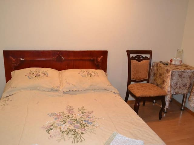 double with 1 bed. Ashxen Hotel