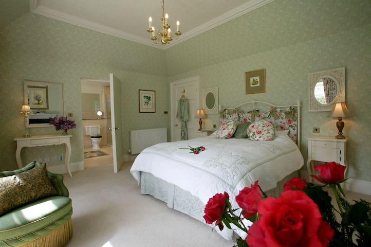 The Rose Garden Room - East Lothian - Bed & Breakfast