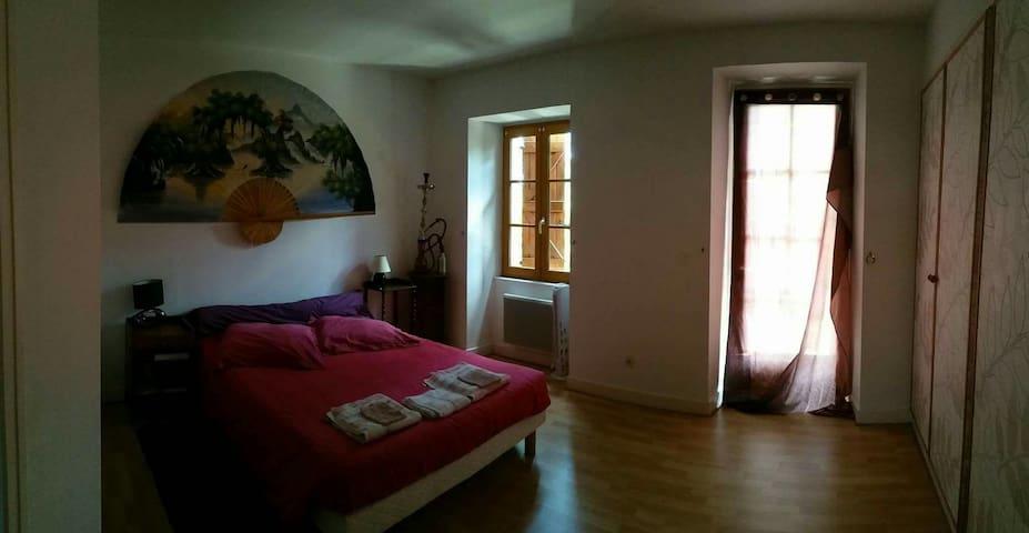 Belle chambre avec sdb et wc privée - Gourdon