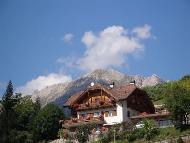 Appartamenti Mas del Tas Trentino - Predazzo - Huoneisto