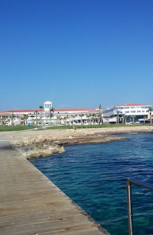 Danae Apartment near the Sea in Paphos - Paphos - อพาร์ทเมนท์