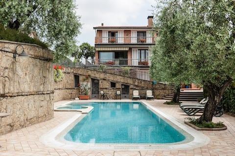 Casa L'Ulivo,Residence Verdoliva