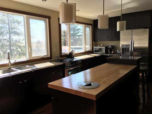 Spacious, executive estate home with great view - Sherwood Park - House