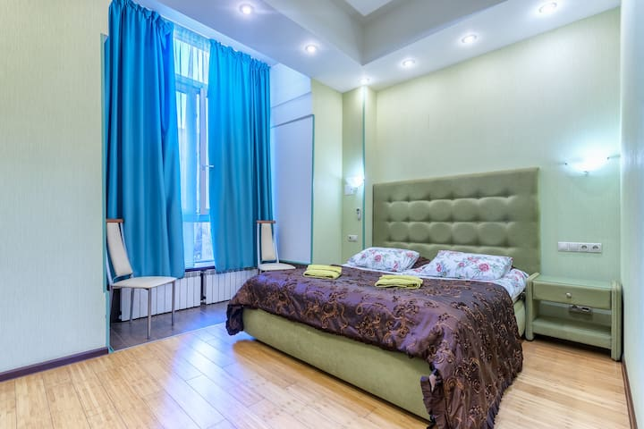 1 bedroom Nice & Quiet near Pushkin Square