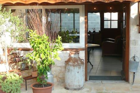 gîte, chambres d'hôtes lieu paisible près de Niort - Échiré - Casa