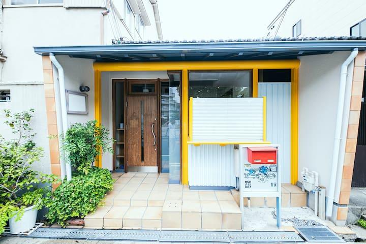 OSAKA DOWNTOWN DESIGN HOUSE