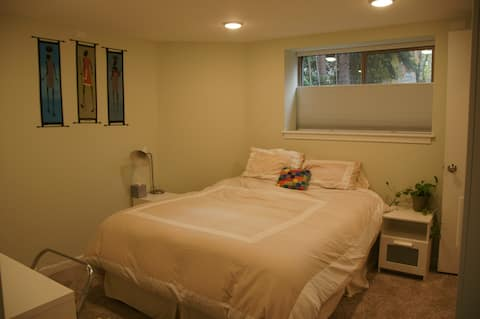 Bayside guest suite
