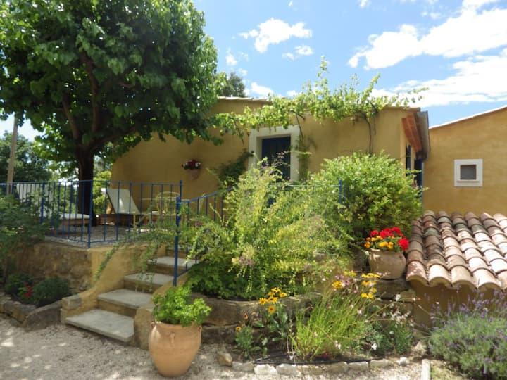 Gîte en Provence au pied du Mont ventoux