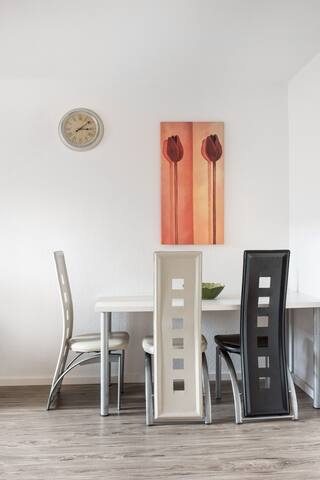 3-room apartment in the centre