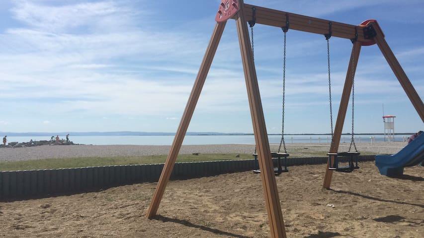 Appartamento sulla spiaggia - Marina Julia - Huoneisto