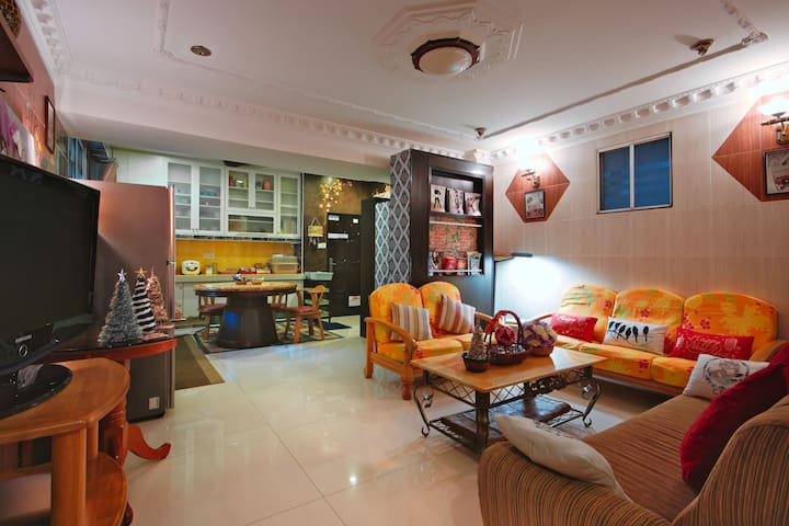 2 Rooms Apartment in KK City@Api-Api Katrina Homes