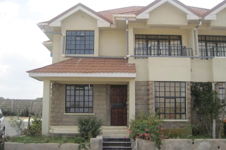 Spacious 4 bedroom house. All rooms ensuite - Nairobi