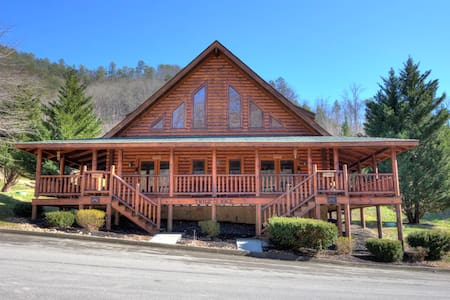 Bull - Twice is Nice - Sevierville - Cottage