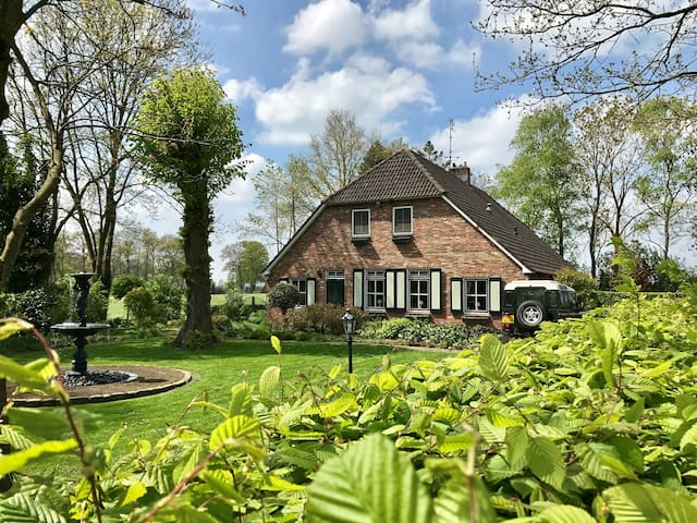 Marckeler Broeck bed - breakfast - wellness