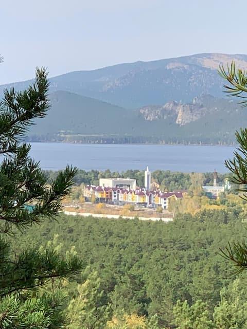 Чудо-курорт Боровое -  Казахстанская Швейцария