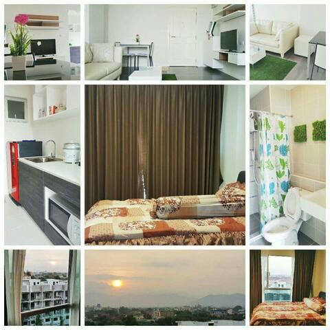 D Condo Campus Resort Bangsort - Tambon Saen Suk