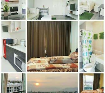 D Condo Campus Resort Bangsort - Tambon Saen Suk - Ortak mülk