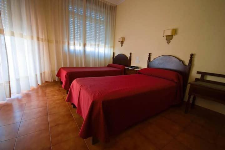 Hotel Cachalote - Habitación Doble 1