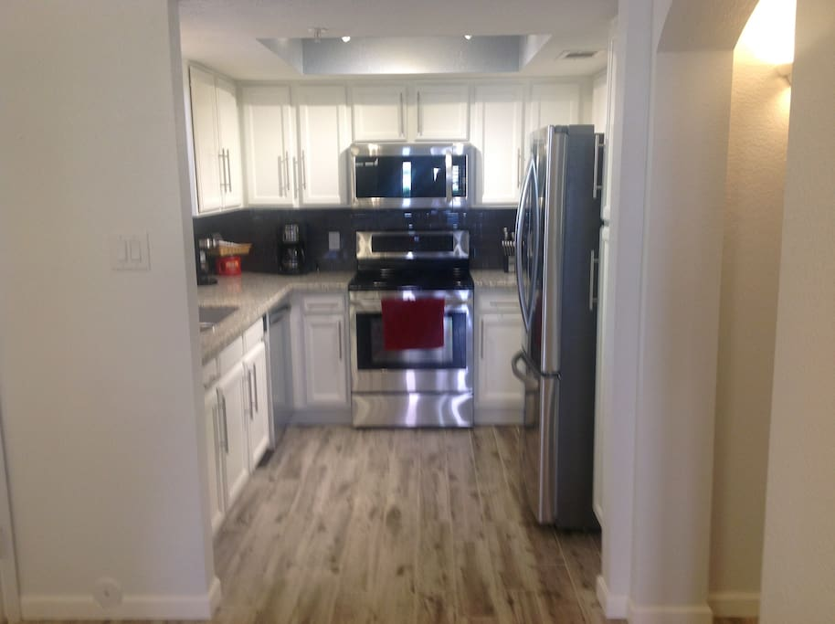 Brand New Remodeled Kitchen - Bright and Airy