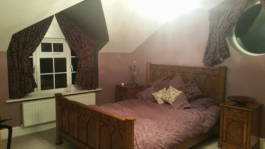 Luxury Kingsize Room in Farm House - Cheshire West and Chester - Hus