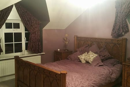 Luxury Kingsize Room in Farm House - Cheshire West and Chester - Haus