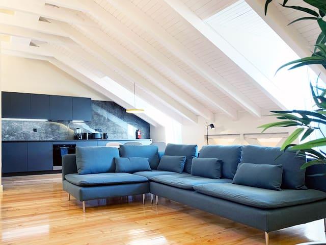 Fabulous Baixa-Chiado Penthouse