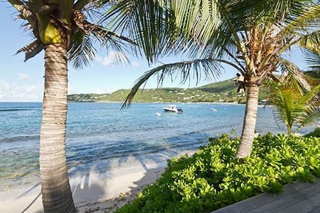 Villa WV CHL - Private beachfront villa with separate bungalows - Saint-Barthélemy