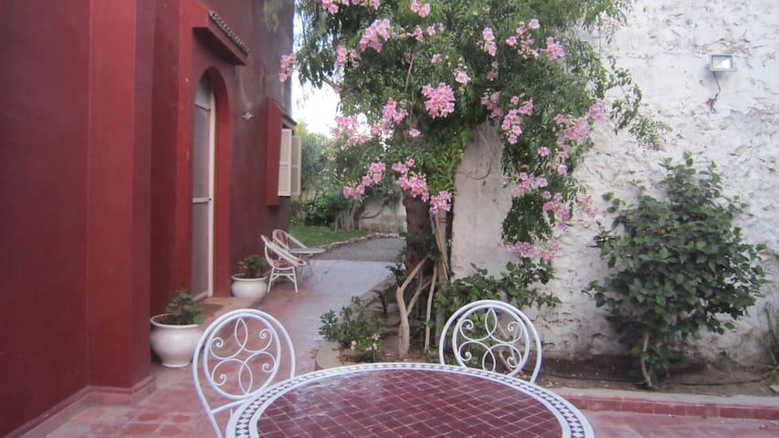 APPARTEMENT TOUT CONFORT AVEC SOLARIUM - Essaouira - Apartment