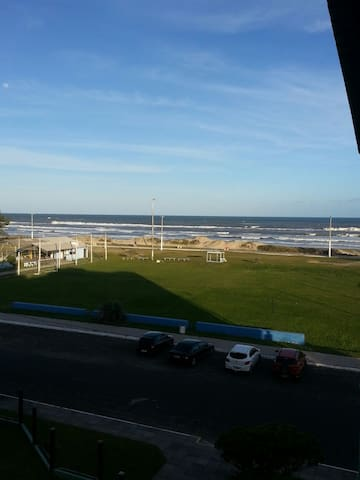 Excelente ap beira mar capao novo - capao novo - Appartement