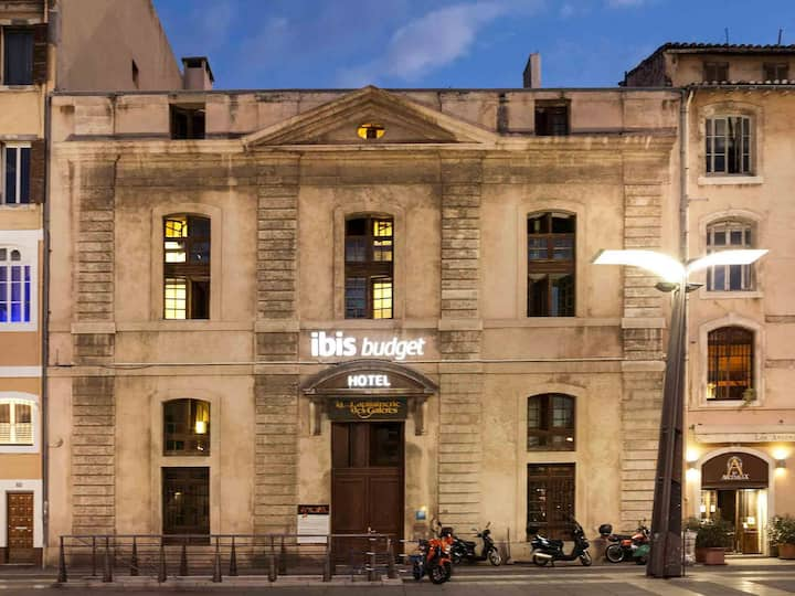 hôtel Ibis Budget Marseille Vieux Port