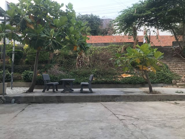 Apartment-mountain view-full furnished