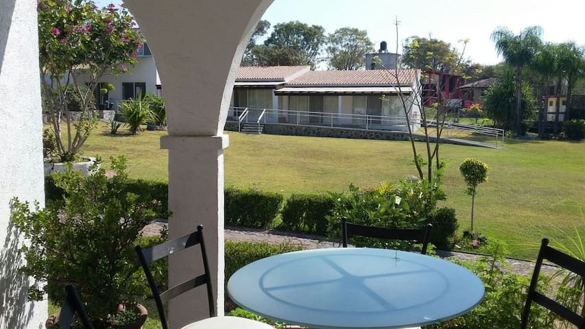 Tranquila Amplia Comoda Jardines Alberca - Oaxtepec - Appartement
