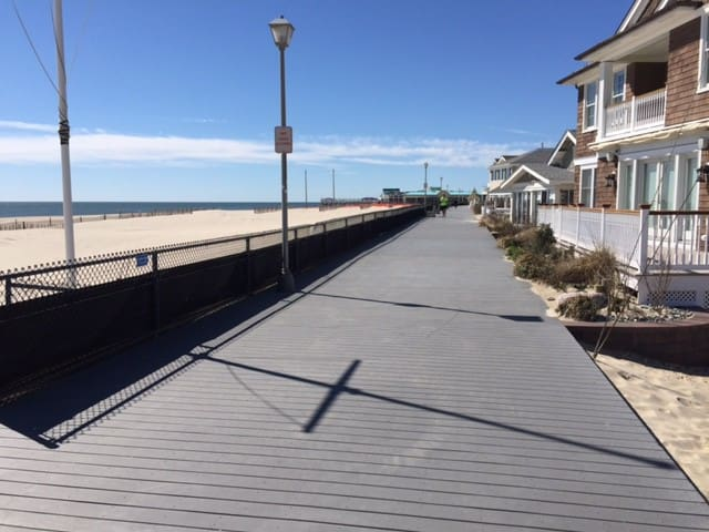 Clean & Comfy 3BR House - 1 Block to Boardwalk - Point Pleasant Beach - House