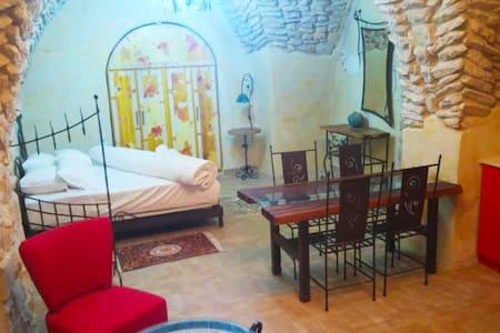 Beit Rimon, studio apartment,  Old City Zefad - Safed - 公寓